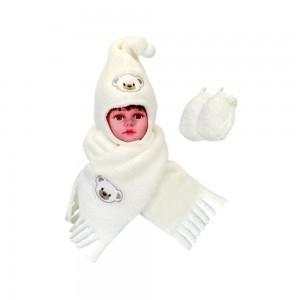 Polar Eldiven Şapka Takımı
