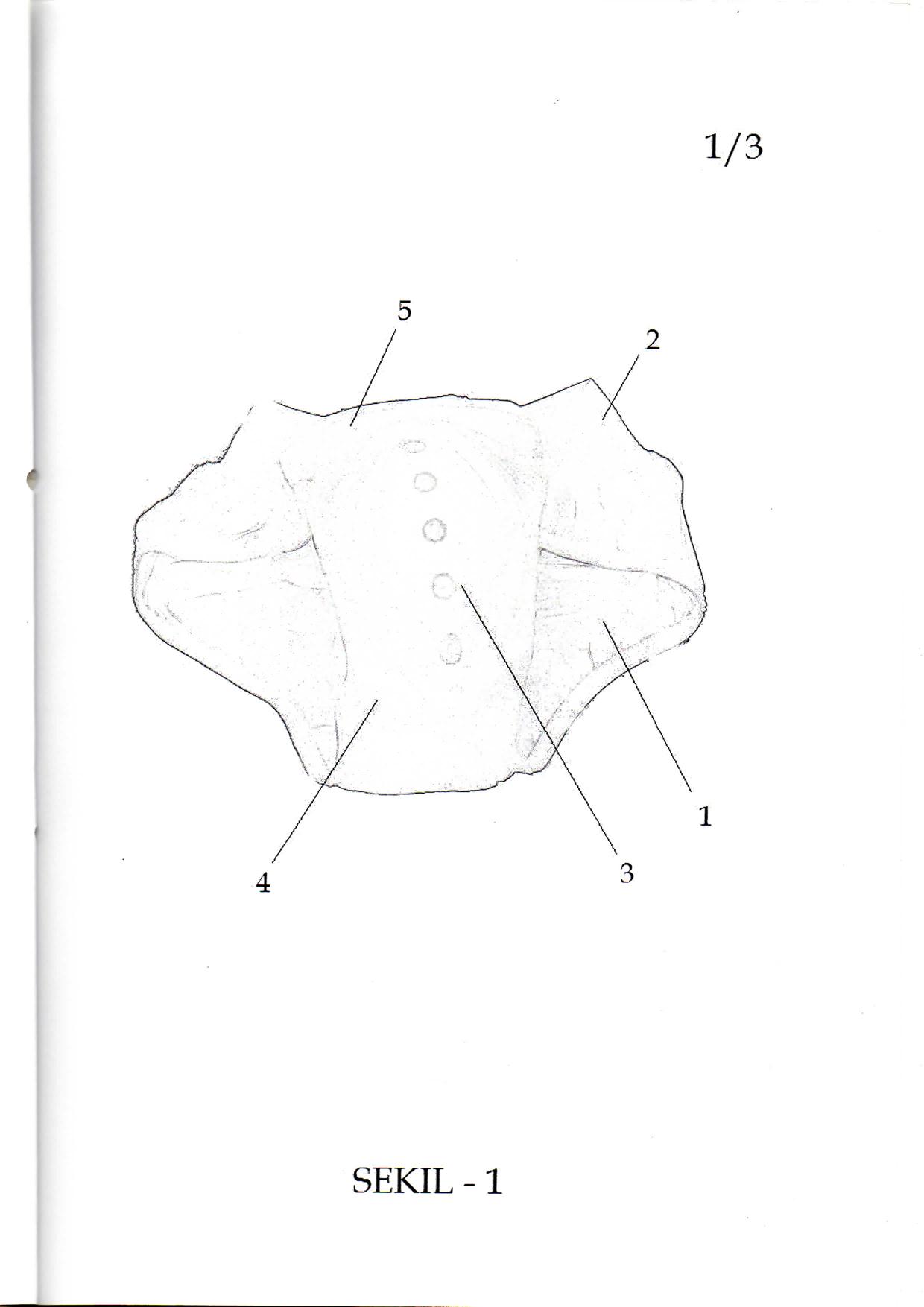 Önden Açılır Sünnet Külodu Patent 7