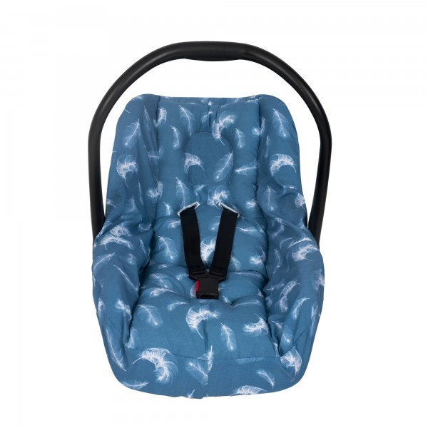 Infant Car Sear Cover with Waist Support
