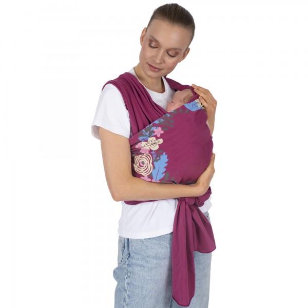 Bebek Taşıma Şalı