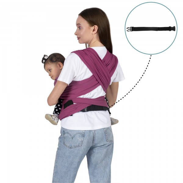 Wrap Sling With Waist Belt