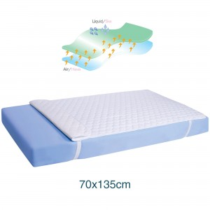 Luxury Quilted Mattress Protector (70x135cm)