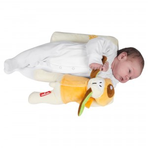 Toy shaped Baby Sleep Positioner
