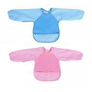 Eco-Sleeved Bib