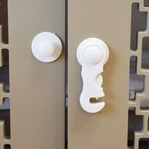 Buzdolabı ve Dolap Kilidi (2 Adet)
