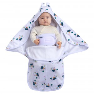Interlock Swaddle with Waist Protector