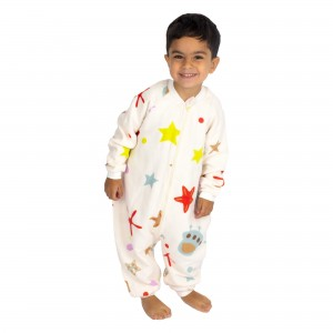Organic Muslin Sleeping Bag 2 Age