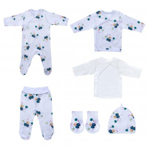 Premature Baby Set (6 pieces)