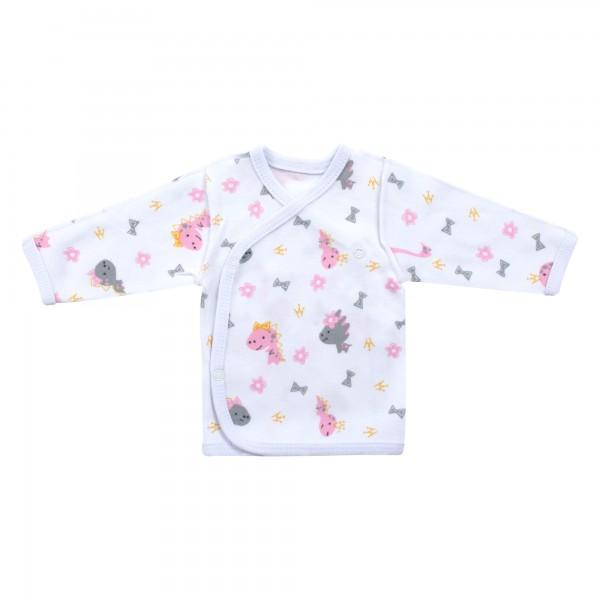 Wrapround Vest for Premature Baby