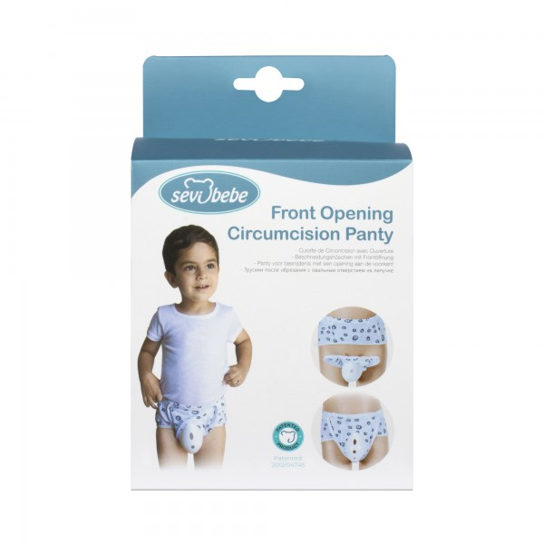 Front Opening Circumcision Panty
