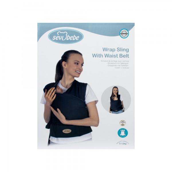 Wrap Sling With Waist Belt