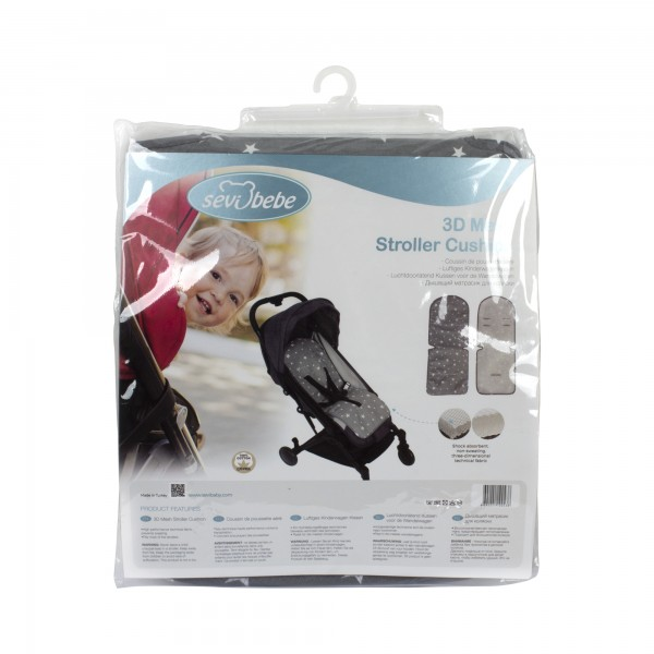 Airy Car Seat and Stroller Cushion