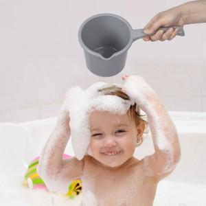Plastik Bebek yıkama Maşrapası