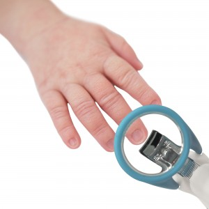 Baby Nail Clipper with Magnifier