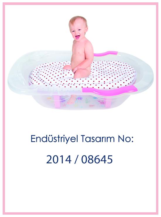 Seyyar Bebek Banyo Hamağı