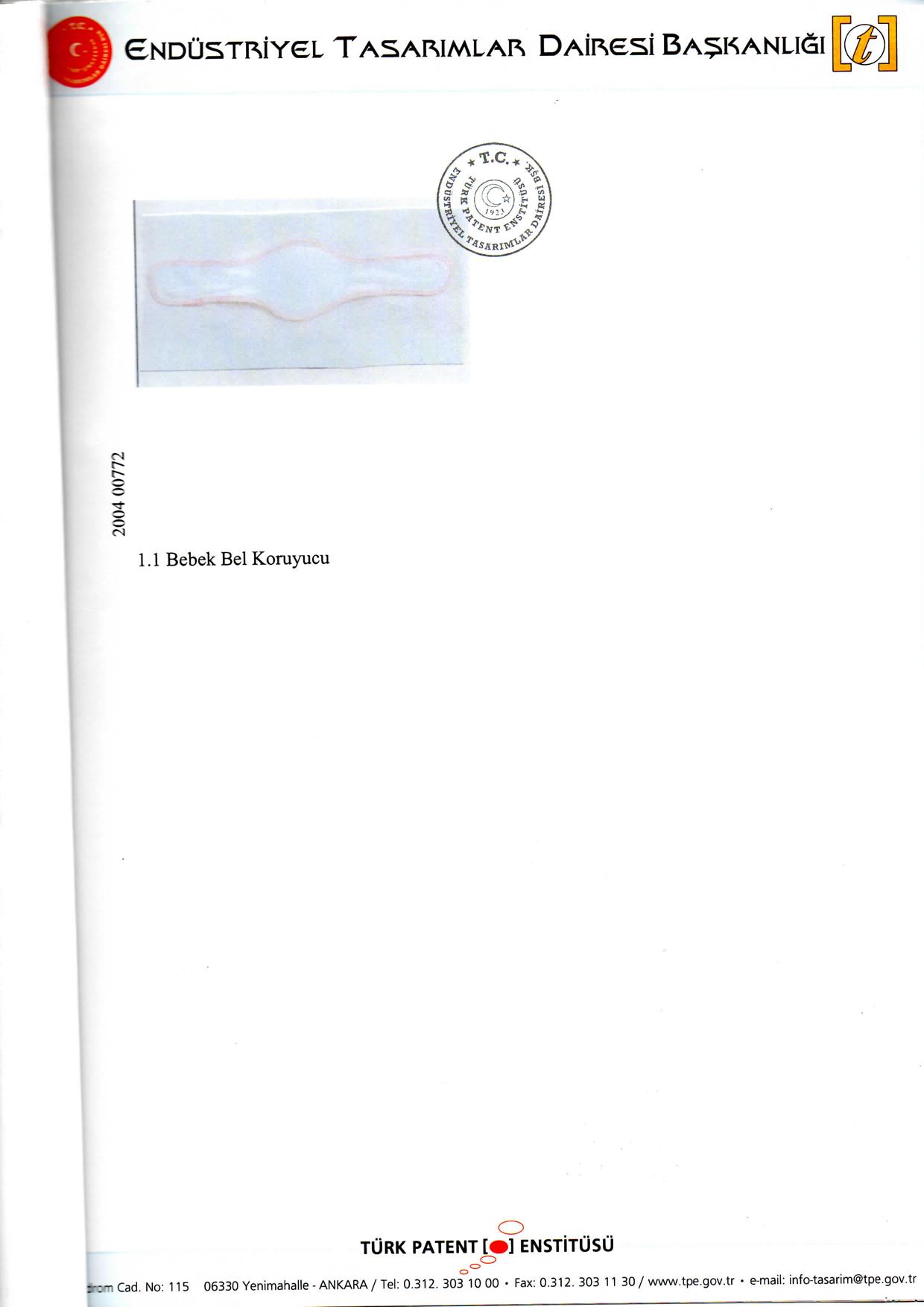 Çok Fonksiyonlu Bebek Yıkama Filesi Patent 3