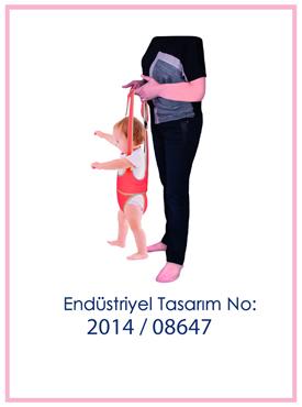 Bebek Yürüme Yardımcısı Patent