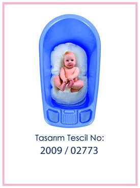 Bebek Banyo Minderi Patent