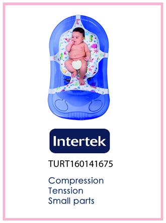Desenli Çok Fonksiyonlu Bebek Banyo Filesi Test Raporu
